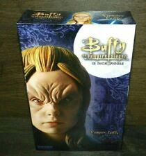 """Sideshow Vampire Buffy 12"""" Tv Figure New Buffy The Vampire Show"""