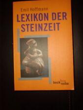 Lexikon der Steinzeit Emil Hoffmann