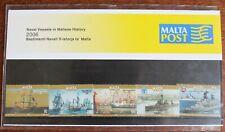 Malta - 2006 Naval Vessels - Presentation Pack – UM (MNH) (Le1)