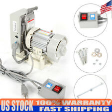 600W 110V Energy Saving Brushless Servo Motor For Industrial Sewing Machine Usa