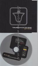 CD--SCHILLER--DAS GLOCKENSPIEL -4 VERSIONS, -SINGLE