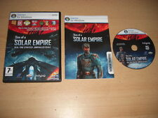 SINS OF A SOLAR EMPIRE Pc DVD Rom ns & ts - FAST SECURE POST