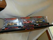 Set of 3 Race Image Die Cast 1:43 Scale Model Cars Sealed #4, 21, 16
