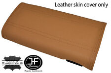 TAN LEATHER ARMREST COVER FOR MAZDA MX5 MK1 NA 1989-1998