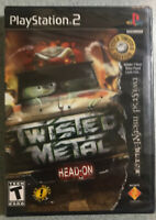 Twisted Metal Head-On Sony PlayStation 2 PS2 NEW FACTORY SEALED Free Ship