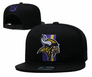 Minnesota Vikings #7.28 NFL CAP HAT New Era 59Fifty Snapback