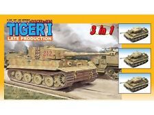 Dragon - 1/35 Tiger I Late Production # 6253