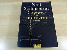 Neal Stephenson: Cryptonomikon / Nazi-Gold / Taschenbuch / HERMES-Versand