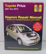 Repair Manual Haynes 92081 fits 01-12 Toyota Prius