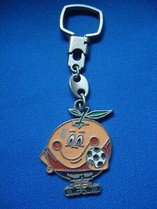 NARANJITO SPAIN 1982 ESPANA 82 WORLD CUP KEYCHAIN KEYRING