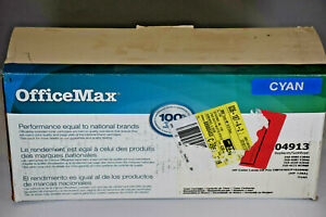 OfficeMax Re-Manufactured OM04913 Printer Cartridge for HP CM1415, HP CP1525NW