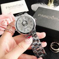 New Stainless Steel Watch PA Watch  Men'S & Women'S Watch Gift