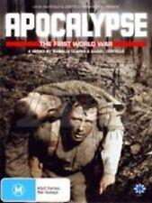 Apocalypse The First World War (King George V, Kaiser Wilhelm II) Region 4 DVD