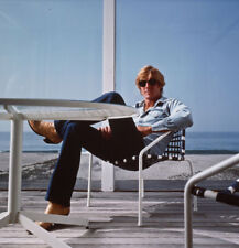Robert Redford UNSIGNED photograph - L3362 - SEXY!!!! - NEW IMAGE!!!!