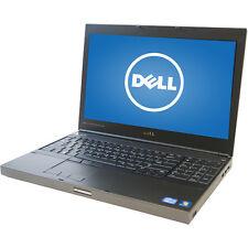 """Dell Precision 15.6"""" Laptop i7 2.30GHz 8GB 256GB Windows 10 Pro (M4600)"""