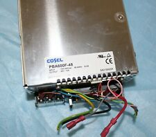 COSEL Power Supply PBA600F-48  Input 100-240V , Output 48V13A 600W