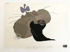 "Disney's ""The Great Mouse Detective"" Original Production Cel - Ratigan"