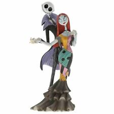 Disney Haute Couture Nbx Jack and Sally Collectors Figurine - Boxed
