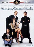 Un Pesce di Nome Wanda DVD  Edizione Speciale 2 Dischi Kline Jamie Lee Curtis