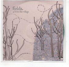 (GR151) Fields, 4 From The Village - 2006 DJ CD