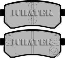 JURATEK QUALITY BRAKE PADS REAR JCP1956