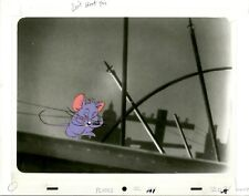 """PAULA ABDUL """"OPPOSITES ATTRACT"""" ANIMATION CEL SC101-28   CHRISTMAS SPECIAL!!"""