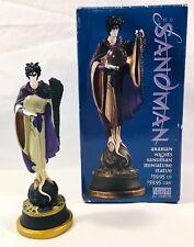 "The Sandman Arabian Nights Miniature Cold Cast Porcelain Statue 5.75"" Tall"