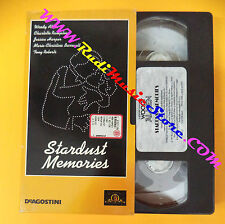 film VHS STARDUST  MEMORIES Woody Allen 1998 DEAGOSTINI 1 WAL 22 (F29) no dvd