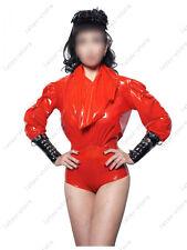 174 Latex Catsuit Rubber Gummi ninja bodysuit leotards customized catsuit 0.4mm