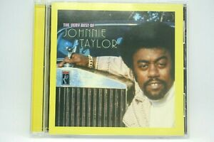 Johnnie Taylor - The Very Best Of  CD Album