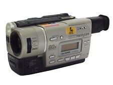Sony Handycam ccd-tr918e hi8 Caméscope - 8 mm Video Camera Recorder