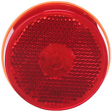 """12-PACK Grote 45832 Clearance Red Marker Lamp Truck Light, Reflector, 2-1/2"""" NEW"""