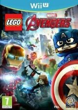LEGO Marvel Avengers (Wii U Game) *VERY GOOD CONDITION*