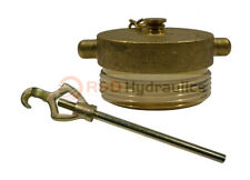 Fire Hydrant Adapter Combo Nst 1 12 Plug Withhydrant Wrench