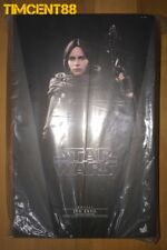 Ready Hot Toys MMS405 Rogue One A Star Wars Story Jyn Erso Deluxe Felicity Jones