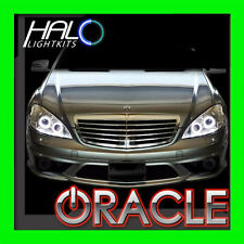 ORACLE LIGHTING 2007-09 MERCEDES S-CLASS W221 WHITE LED Headlight Halo Ring Kit
