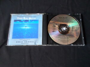 The Big Blue. Film Soundtrack. Compact Disc. 1988. Made In Australia