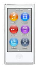 Apple iPod nano 16GB 7th Generation - White/silver