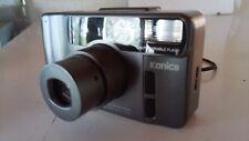 Konica big mini bm 510z fonctionnel avec sac porte cache pile casse