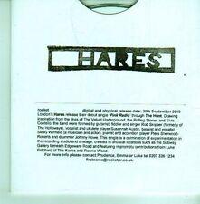 (CX835) Hares, Pink Radio - 2010 DJ CD