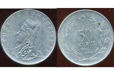 TURQUIE  50 kurus  1971  ( bis )