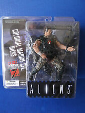 ALIENS COLONIAL MARINE CORPORAL HICKS MOVIE MANIACS SERIES 7  MCFARLANE FIGURE