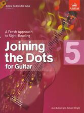 Joining The Dots Learn Sight Read Reading Play Guitar Lesson Music Book Grade 5