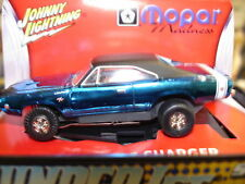 Johnny Lightning~ '69 Dodge Charger ~ New in Jewel Case ~ Also Fits Aurora, AW