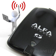 ALFA AWUS036NHA 802.11n Wireless-N Wi-Fi USB Adapter High Speed Atheros AR9271