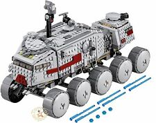 LEGO STAR WARS - CLONE TURBO TANK 75151 - MINIFIGURAS NO INCLUIDAS