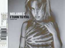 MELANIE C : I TURN TO YOU / 3 TRACK-CD (FEATURES VIDEO)
