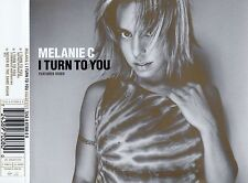 MELANIE C : I TURN TO YOU / 3 TRACK-CD (FEATURES VIDEO) - TOP-ZUSTAND