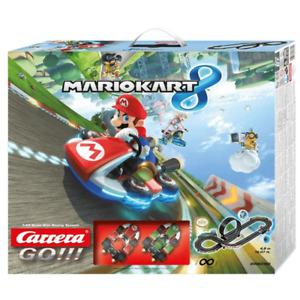 Carrera Go!!! 1/43 Nintendo Mario Kart 8 Slot Car Set