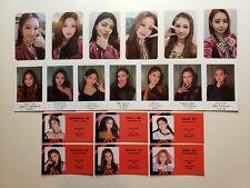 TRI.BE - TRI.BE Da Loca Album Official Photocards
